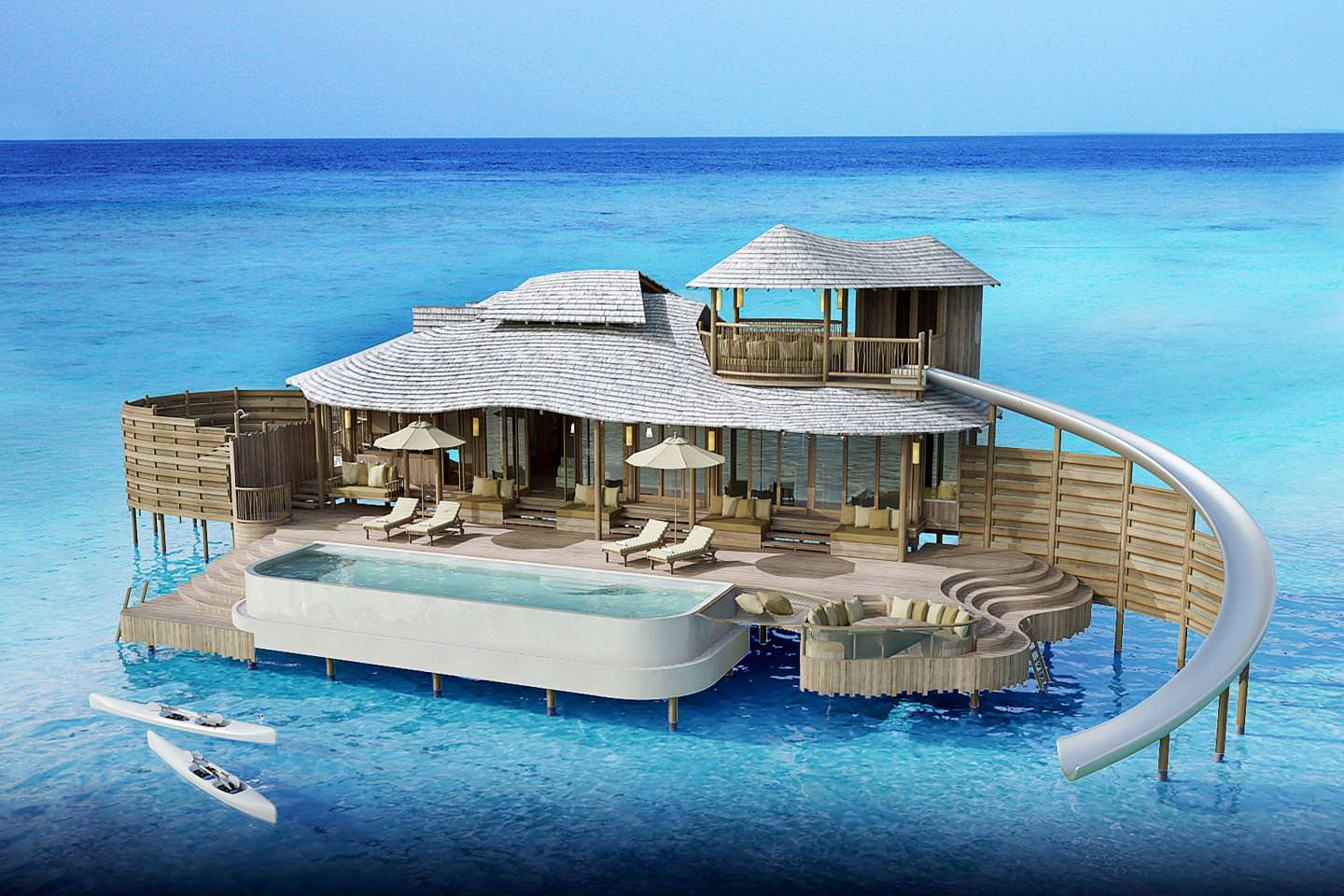 Se Fushi 1bed Water Retreat With Slide 01