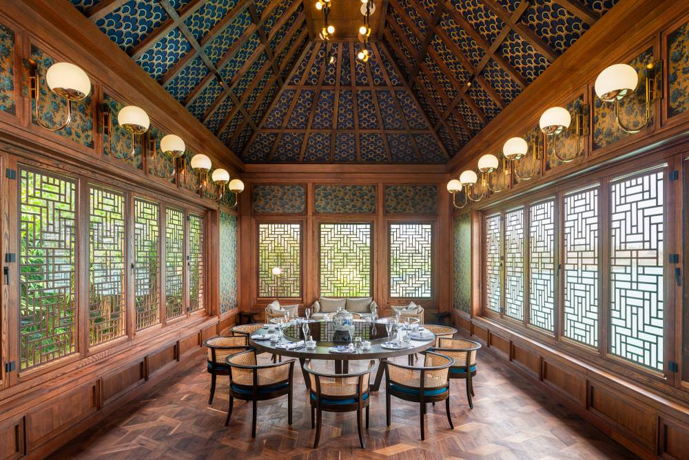 Wami Galerie Lilong Private Dining Room