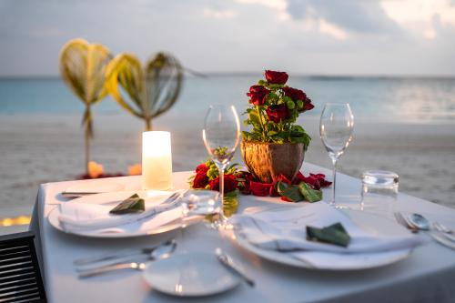 Akti Velaa Island Private Dinner